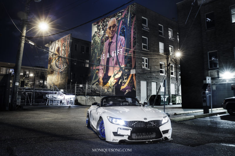 Vancouver mural art festival a journey with a bmw z4 for Mural vancouver