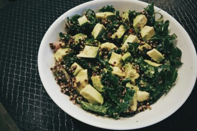 avocado quinoa