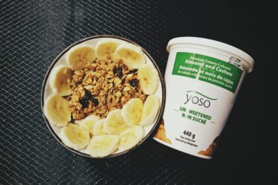 Soyo vegan yogurt