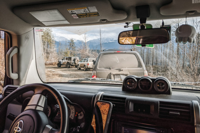 West Harrison to Pemberton 2 | Overland Lady by Monique Song