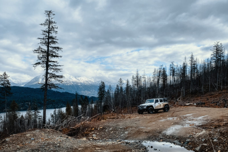 West Harrison to Pemberton 7 | Overland Lady by Monique Song