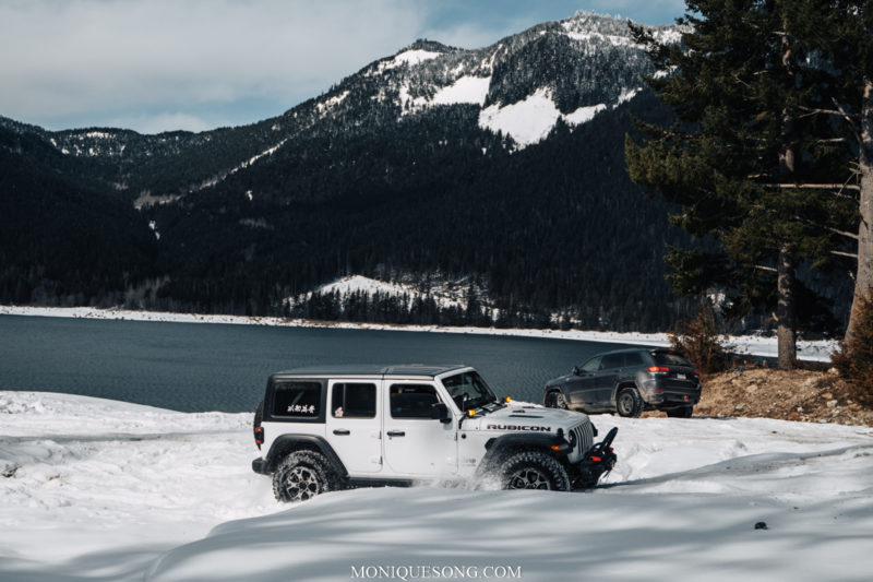 JonesLakeSnowOffroad 15 | Overland Lady by Monique Song