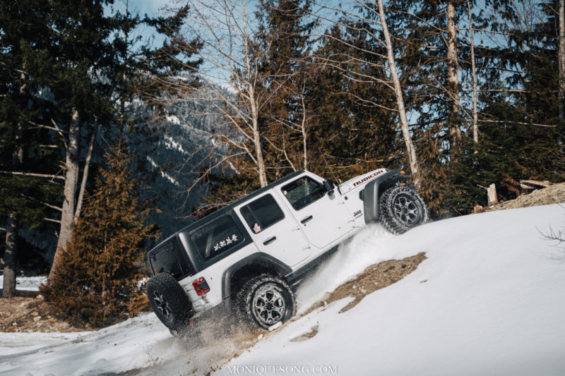 JonesLakeSnowOffroad 17 | Overland Lady by Monique Song