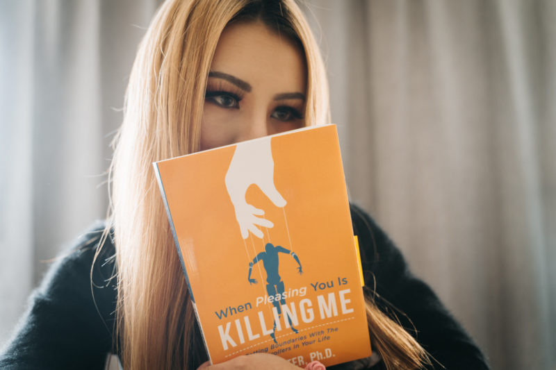 When pleasing you is killing me book
